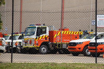 NSW RFS Tarlo 7 Tanker