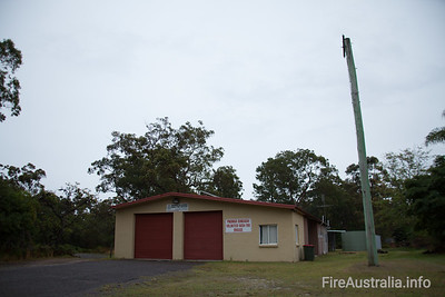 NSW RFS Pindimar Fire Station