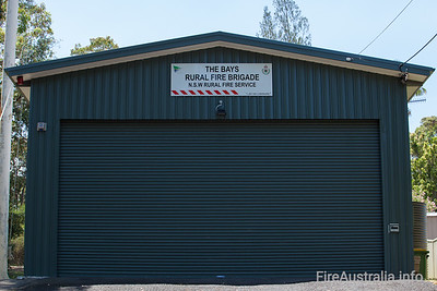 NSWRFS The Bays Fire Station