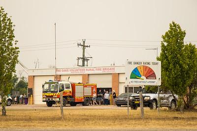 NSW RFS The Oaks Fire Station