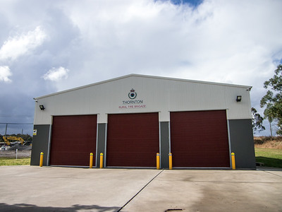 NSWRFS Thornton Fire Station