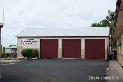 NSW RFS Ulmarra Fire Station