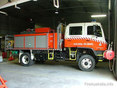 NSW RFS Warringah-Pittwater HQ 1A