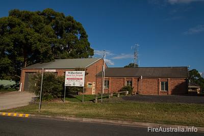 NSW RFS Wilberforce Brigade FIre Station