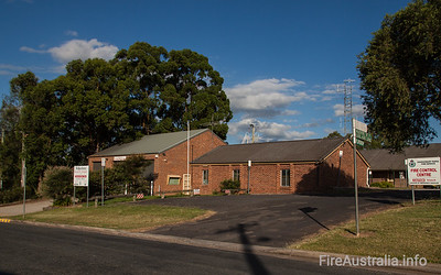 NSW RFS Wilberforce Brigade FIre Station