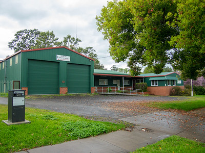 NSW RFS Willow Tree Fire Station and Liverpool Range FCC