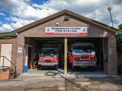 Wisemans Ferry RFB. The Hills District  September 2013