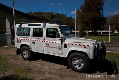 NSWRFS Woronora Brigade