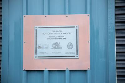 NSW RFS Yerrinbool Brigade 201 Fire Station