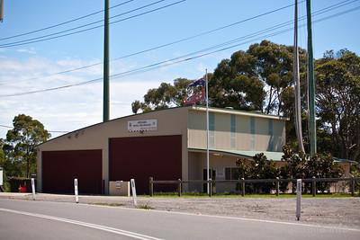 NSWRFS Arcadia Fire Station