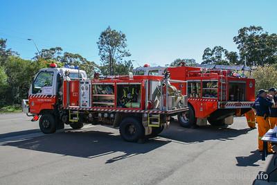 NSW RFS Heathcote 7