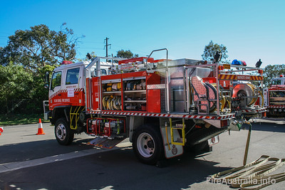 NSW RFS Heathcote 1B