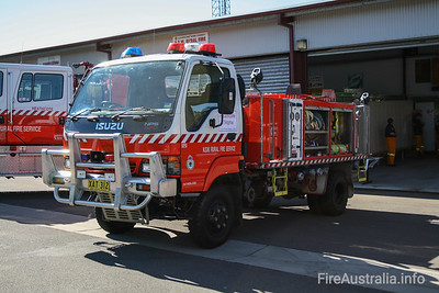 NSW RFS Heathcote 7