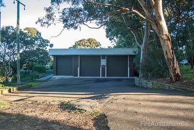 NSW RFS Sandy Point FIre Station