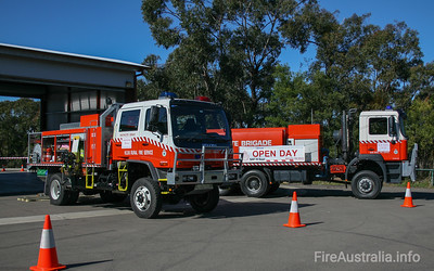 NSW RFS Heathcote Tankers