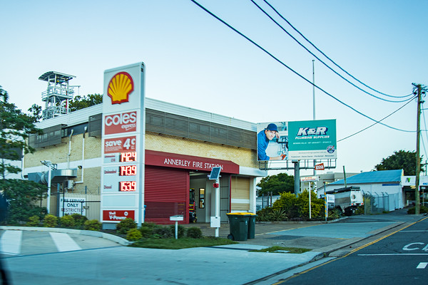 QFRS Annerley Fire Station