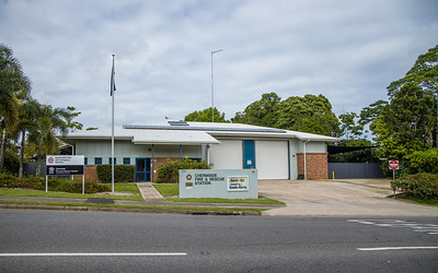 QFRS Chermside Fire Station