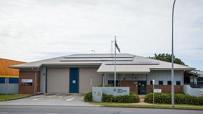 QFRS Hendra Fire Station