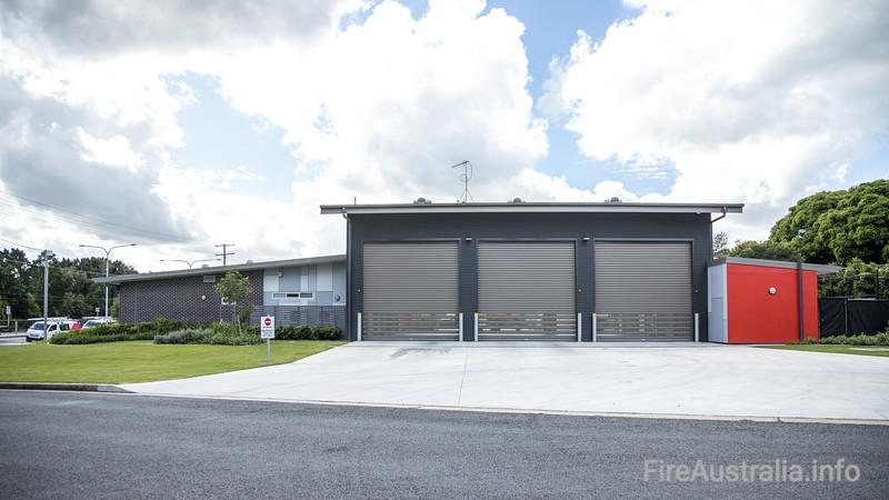 QFRS Bundamba Fire Station