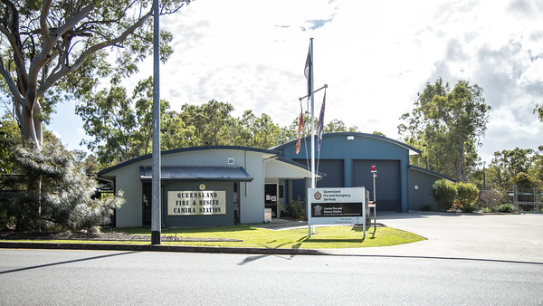 QFRS Camira Fire Station
