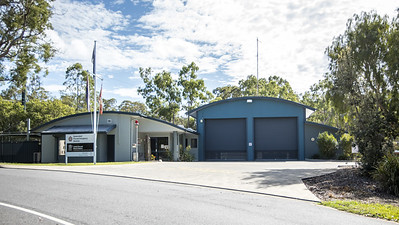 QFRS Camira Fire Station