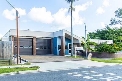 QFRS Enoggera Fire Station