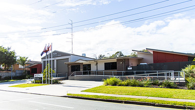 QFRS Petrie Fire Station