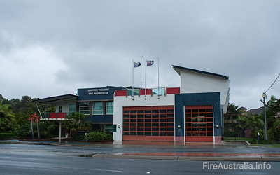 QFRS Surfers Paradise Fire Station