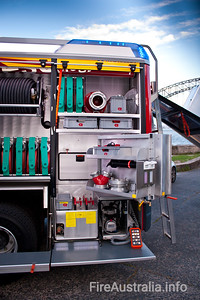 Rosenbauer 3G AT Firefighting and Rescue Vehicle