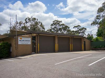 SA CFS Belair Fire Station
