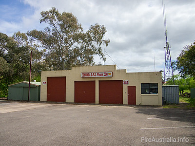 SA CFS Echunga Fire Station