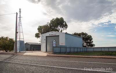SA CFS Gulnare Fire Station
