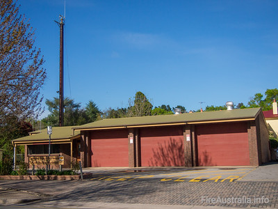 SA CFS Hahndorf Fire Station
