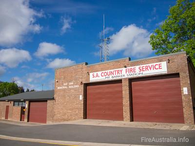 SA CFS Mt Barker Fire Station