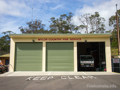 SA CFS Mylor Fire Station