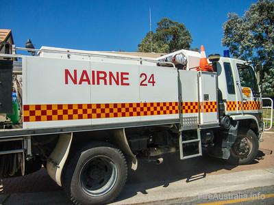 SACFS Nairne 24 Tanker  Photo October 2013