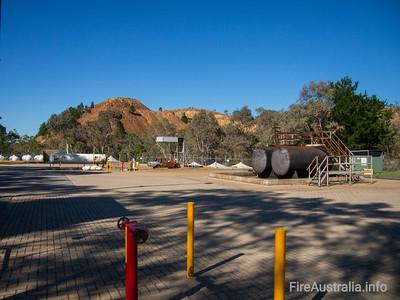 SACFS State Training Ground, Brukunga  Photo October 2013