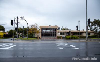 MFB Fire Station 12 Preston