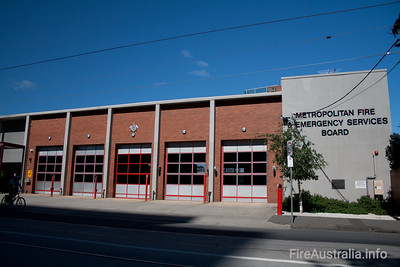 MFB Fire Station 10 Richmond