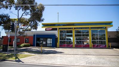 FRV Fire Station 43 Deer Park