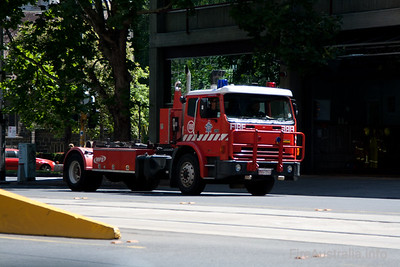 MFB Car 167 - ACCO Transporter running as 10B