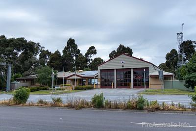 FRV Fire Station 22 Ringwood