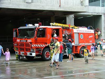 MFB Car 312 - Scania Pumper
