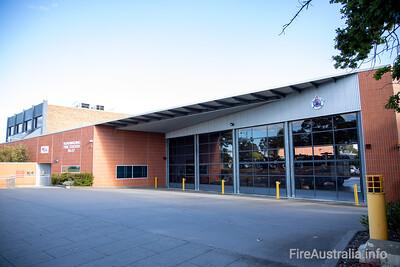 FRV Fire Station 27 Nunawading