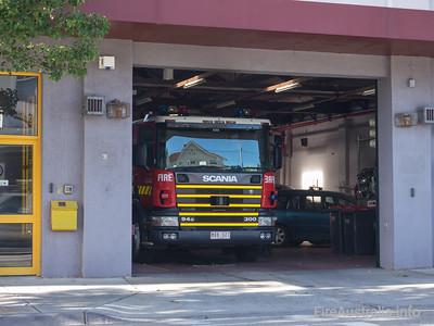 MFB FS24 Malvern Fire Station