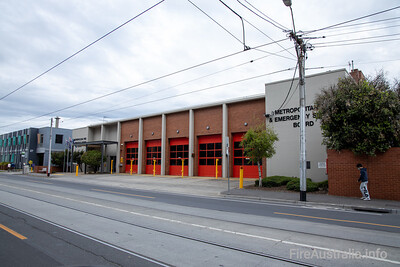 FRV Fire Station 10 Richmond