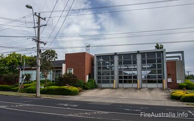 MFB Fire Station 5 Broadmeadows