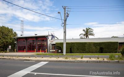 MFB Fire Station 42 Newport