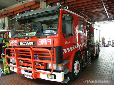 MFB Car 391 - Scania Ultra Large Pumper