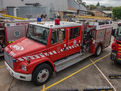 MFB Car 209 - Freightliner Pumper